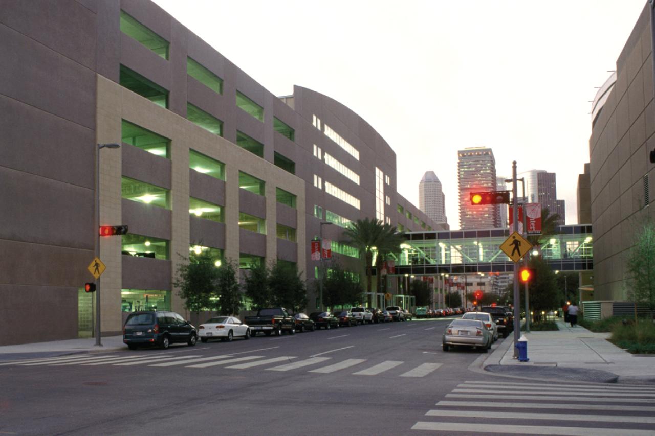 lincoln parking garage studio lincolncenter tisch wnet center about